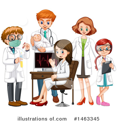 Doctor Clipart #1463345 by Graphics RF
