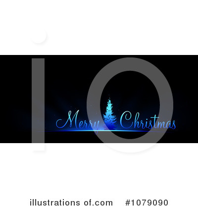 Christmas Banner Clipart #1079090 by dero