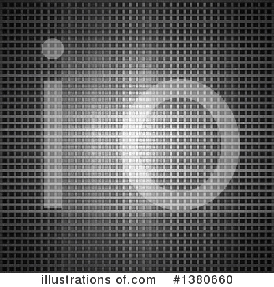 Metal Background Clipart #1380660 by KJ Pargeter
