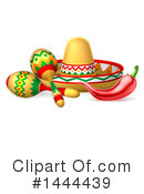 Mexican Clipart #1444439 by AtStockIllustration