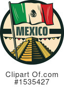Mexico Clipart #1535427 by Vector Tradition SM