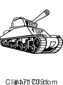 Military Clipart #1717391 by patrimonio