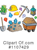 Mining Clipart #1107429 by visekart