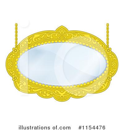 mirror clipart. royalty-free (rf) mirror clipart illustration #1154476 by atstockillustration