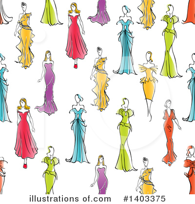 Model Clipart #1403375 by Vector Tradition SM