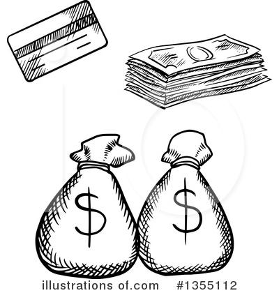 Cash Money Clipart 1342441