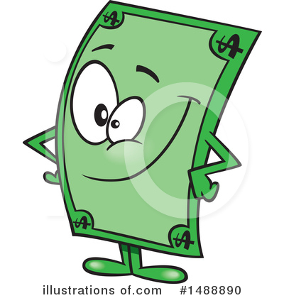 Financial Clipart #1488890 by toonaday