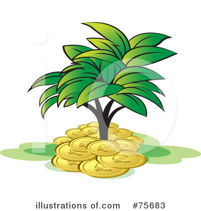 Money Tree Clipart #75683 by Lal Perera