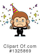 Monkey Clipart #1325869 by Cory Thoman