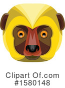Monkey Clipart #1580148 by patrimonio