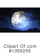 Moon Clipart #1356255 by KJ Pargeter