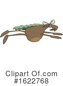 Moose Clipart #1622768 by djart