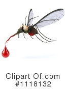 Mosquito Clipart #1118132 by Julos