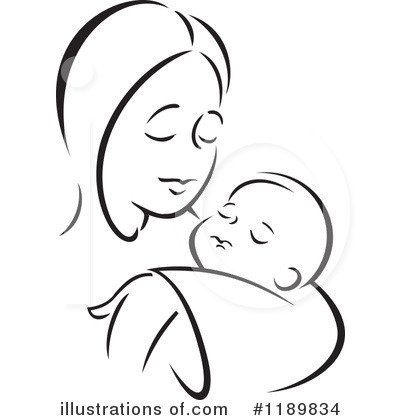 Woman Clipart #1189834 by Johnny Sajem