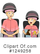 Mother Clipart #1249258 by BNP Design Studio