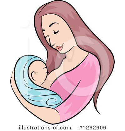 Woman Clipart #1262606 by BNP Design Studio