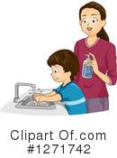 Mother Clipart #1271742 by BNP Design Studio