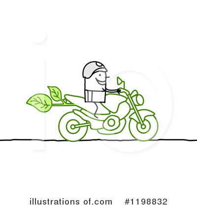 Motorcycle Clipart #1198832 by NL shop