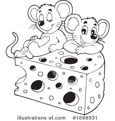 Mouse Clipart 1098031 Illustration By Visekart