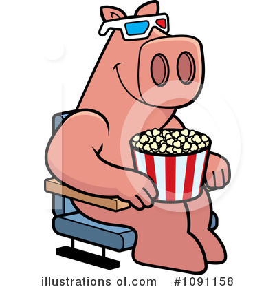 movies clipart 1091158 illustration by cory thoman rh illustrationsof com clip art movie screen clip art movie theater