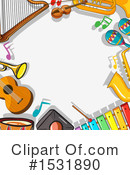 Music Clipart #1531890 by Graphics RF