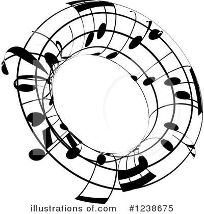 Music Notes Clipart 1238675