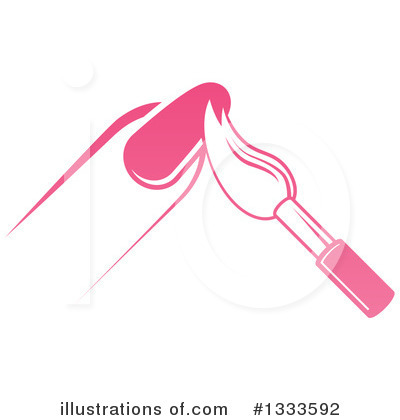 nail polish clipart 1333592 illustration by atstockillustration nail polish clipart 1333592