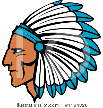 Indian Clipart #1164820 by Vector Tradition SM