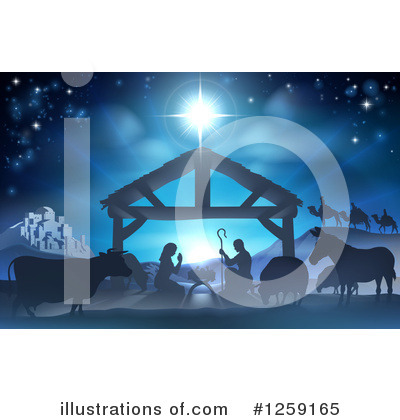 Christianity Clipart #1259165 by AtStockIllustration