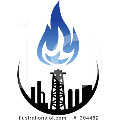 natural gas clipart 1304482 illustration by vector tradition sm rh illustrationsof com Natural Gas Meter natural gas clipart black and white
