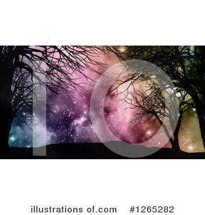 Trees Clipart #1265282 by KJ Pargeter