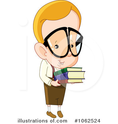 nerd clipart 1062524 illustration by yayayoyo rh illustrationsof com nerd emoji clipart nerd clipart