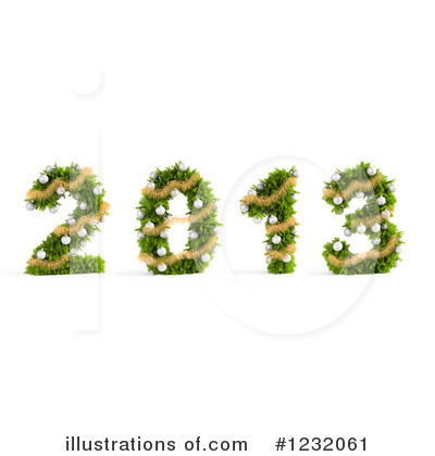 New Year Clipart #1232061 by Mopic