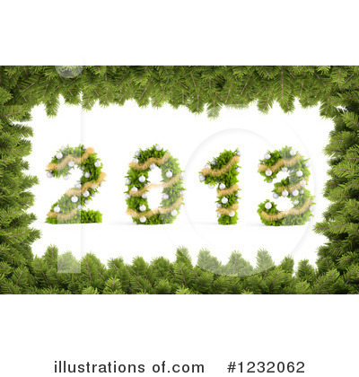 New Year Clipart #1232062 by Mopic