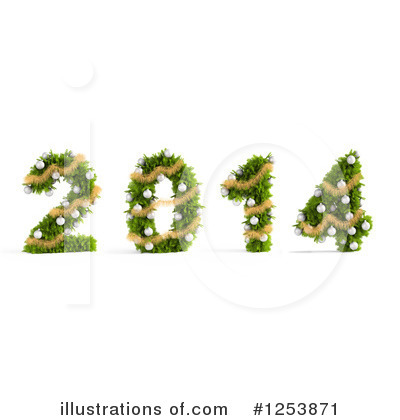 New Year Clipart #1253871 by Mopic