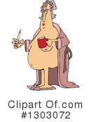 Chubby Clipart #229152 - Illustration by Dennis Cox