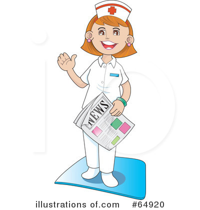 nurse clipart 64920 illustration by yuhaizan yunus