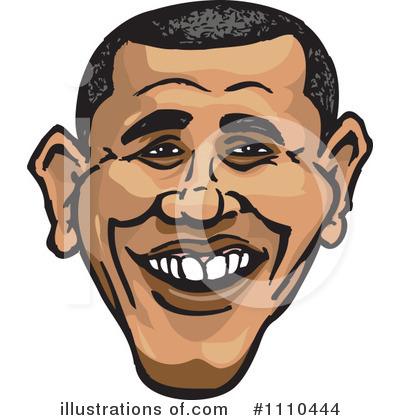 obama clipart 1110444 illustration by dennis holmes designs rh illustrationsof com president obama clip art free barack obama clip art