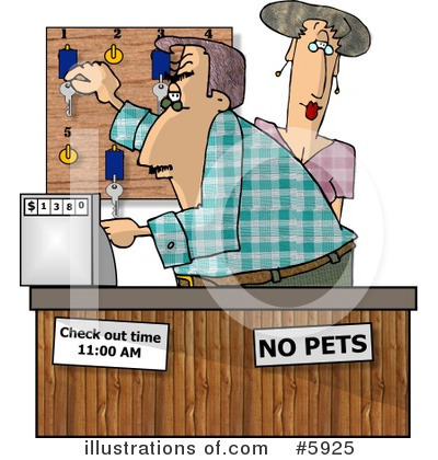 Occupation Clipart #5925 by djart
