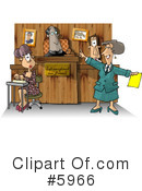 Occupation Clipart #5966 by djart
