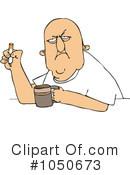 Grumpy Old Man Clipart #1 - 4 Royalty-Free (RF) Illustrations