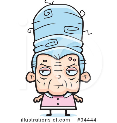 Clip Art Old Lady Clip Art old woman clipart 94444 illustration by cory thoman royalty free rf stock sample