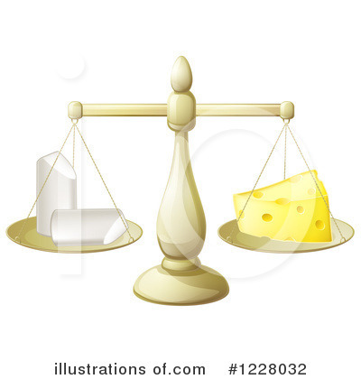 opposites clipart 1228032 illustration by Scales of Justice No Background Scales of Justice Symbol