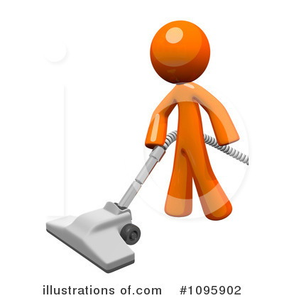Cleaning Clipart #1095902 by Leo Blanchette