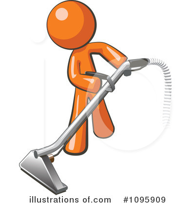Cleaning Clipart #1095909 by Leo Blanchette