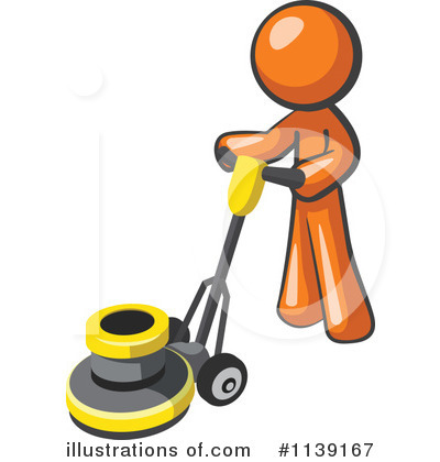 Cleaning Clipart #1139167 by Leo Blanchette