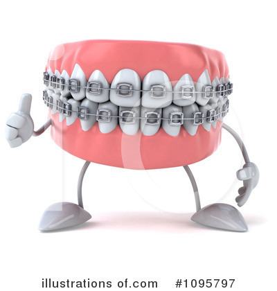 Dental Clipart #1095797 by Julos