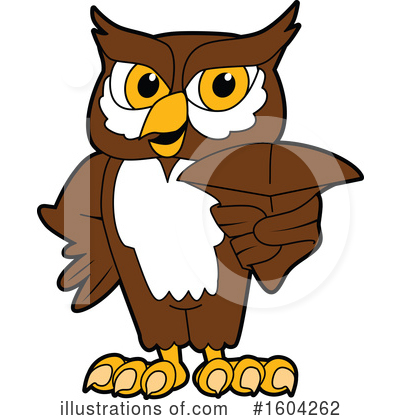 Owl Clipart #1604262 by Toons4Biz