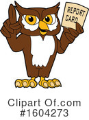 Owl Clipart #1604273 by Toons4Biz