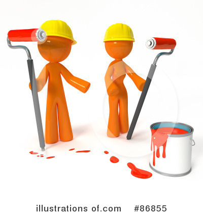Couple Clipart #86855 by Leo Blanchette